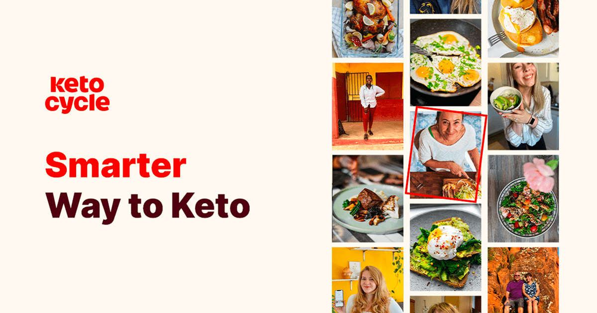 Personalized Keto Diet Meal Plans | KetoCycle.Diet